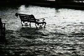 When the sea-level rises...the UK villages lost to the sea