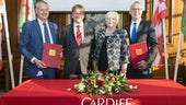 Cardiff University and University of Bremen event