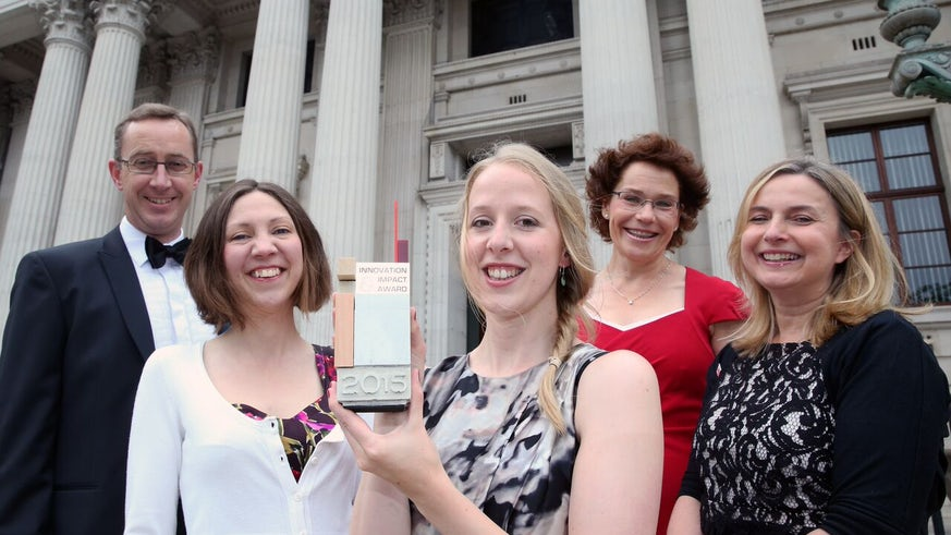 Social innovation award