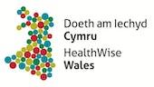 HealthWise Wales logo