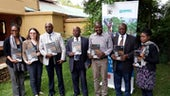 The launch of the report in Kampala, Uganda