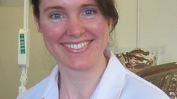 Gemma McBader shortlisted as ICON Student Conservator