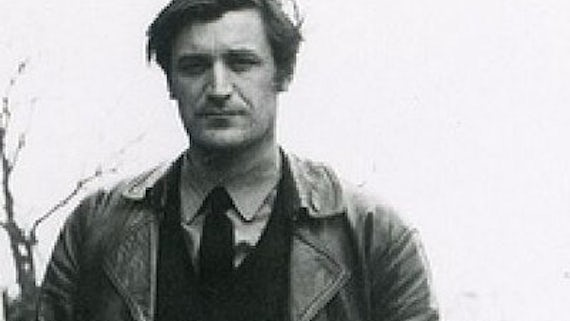 Ted Hughes poet