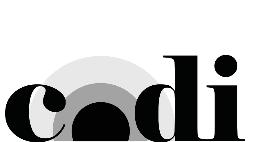 Ty Cerdd CoDI 2018 logo