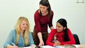 ENCAP students in workshop