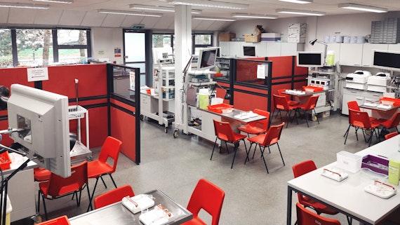 WIMAT training skills lab