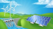 Energy transition image