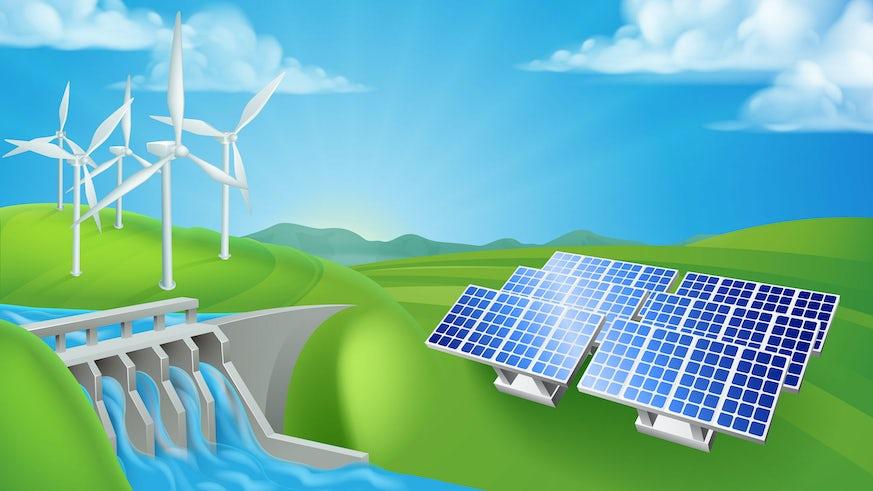 Energy transition image
