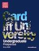 2020 undergraduate prospectus