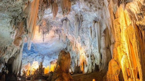 Cave droplets