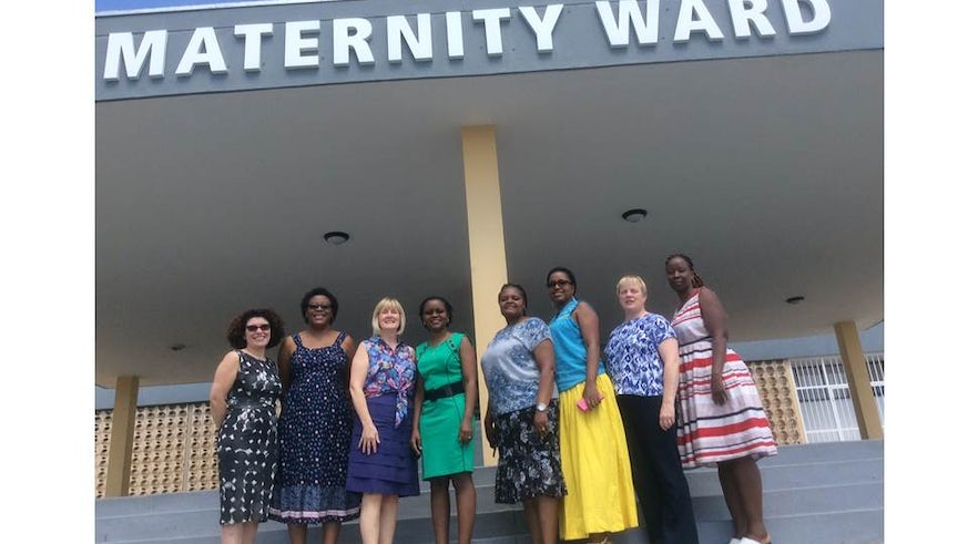 Namibia midwives