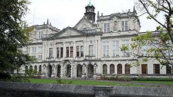 Main building 2016