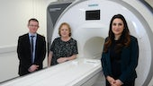 Luciana Berger visits CUBRIC