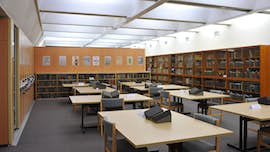 Special Collections and Archives Reading Room