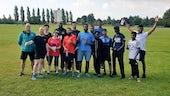 IAAF runners