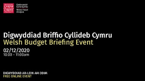 Welsh Budget Briefing