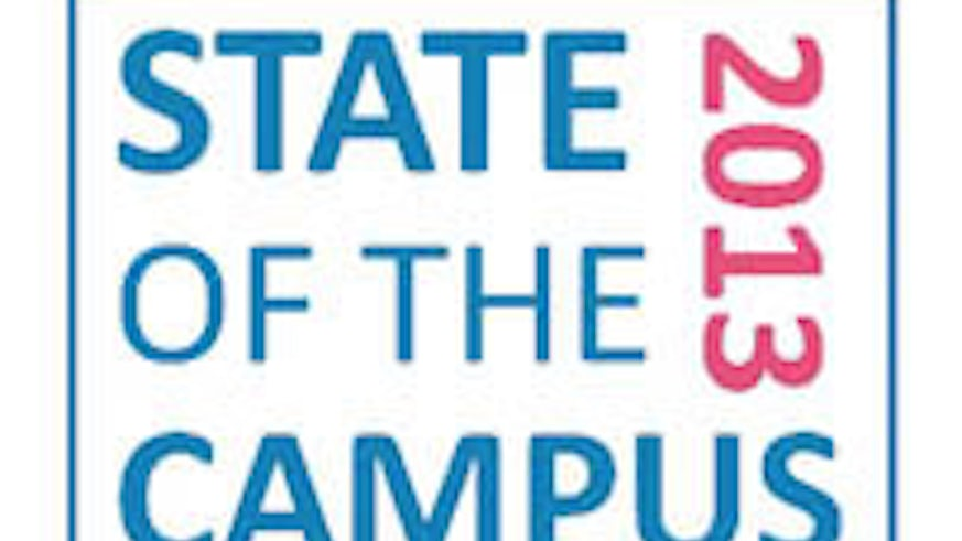 State of the Campus 2013