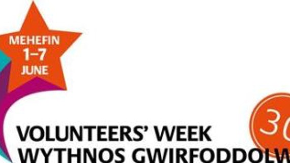 Volunteer's Week 2014