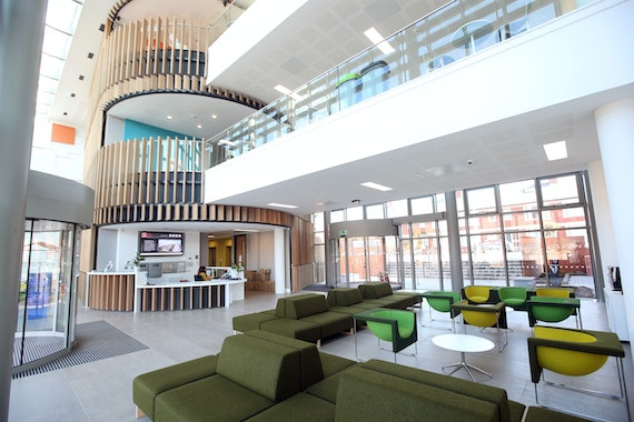 Cardiff university brain research imaging centre cubric - Part time interior design courses ...