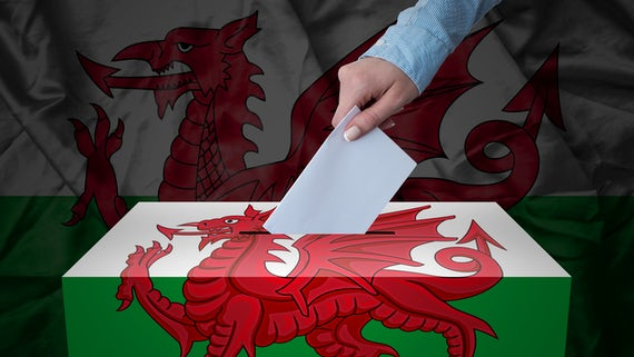 Welsh Ballot Box