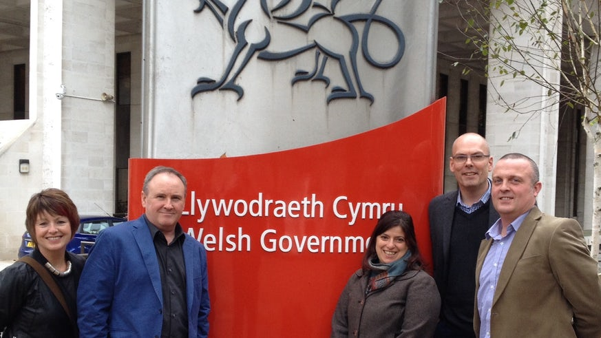 A new study by members of the Innovation, Improvement and Engagement research theme has been funded by Welsh Government. The study will provide an appraisal of published nurse staffing research, and will investigate the historical and current measures used to set and monitor nurse staffing levels in adult acute services in Local Health Boards in NHS Wales. The study is led by Professor Daniel Kelly & Dr Aled Jones, with other members of the research team Dr Tom Powell, Dr Sonia Vougioukalou and Mary Lynch.  The study will report in 2015.