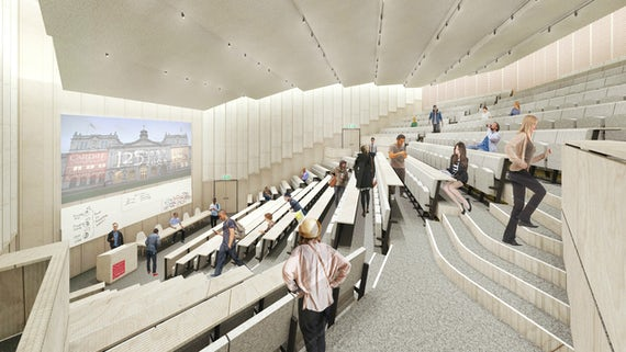 Centre for Student Life - Lecture Theatre