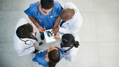Clinician discussion