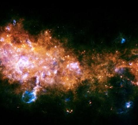 Stellar gestation