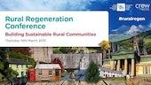 Rural Regeneration Conference