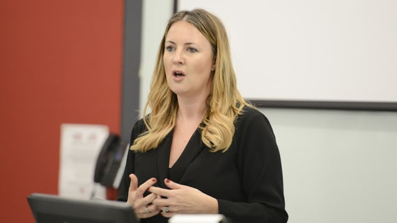 Sophie Howe, Future Generations Commissioner for Wales