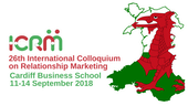 26th International Colloquimon relationship Marketing logo
