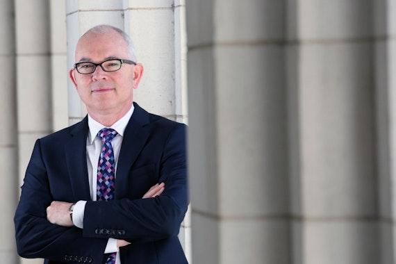 Professor George Boyne