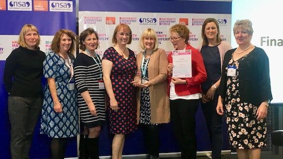 Midwifery Award