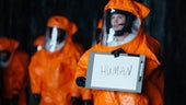 Screenshot from the film Arrival