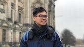 Image of Malaysia student Justin Tong