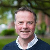 Yr Athro JohnMorgan O'Connell MA (Oxon), MA (UCLA), PhD (UCLA), AGSM