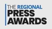 Regional Press Awards logo