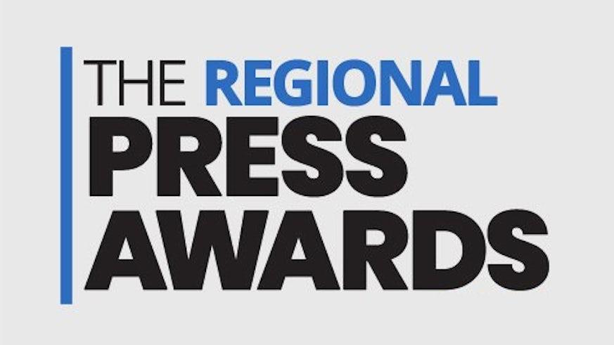 Regional Press Awards logo