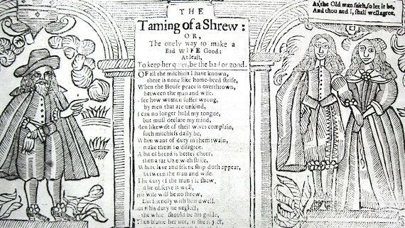 Taming Shrew
