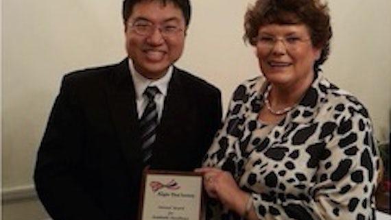 Thai Society Winner Tony