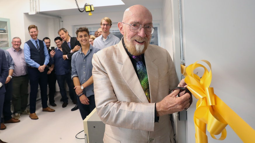 Professor Kip Thorne