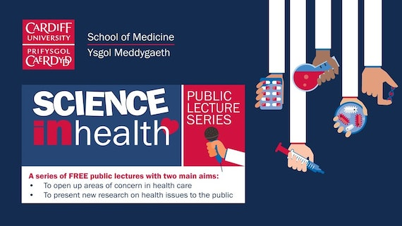 SiH public lecture series logo