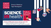 Science in Health banner