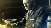 British composer Hubert Parry