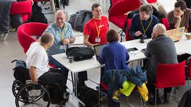 NHS hack day held at Cardiff University