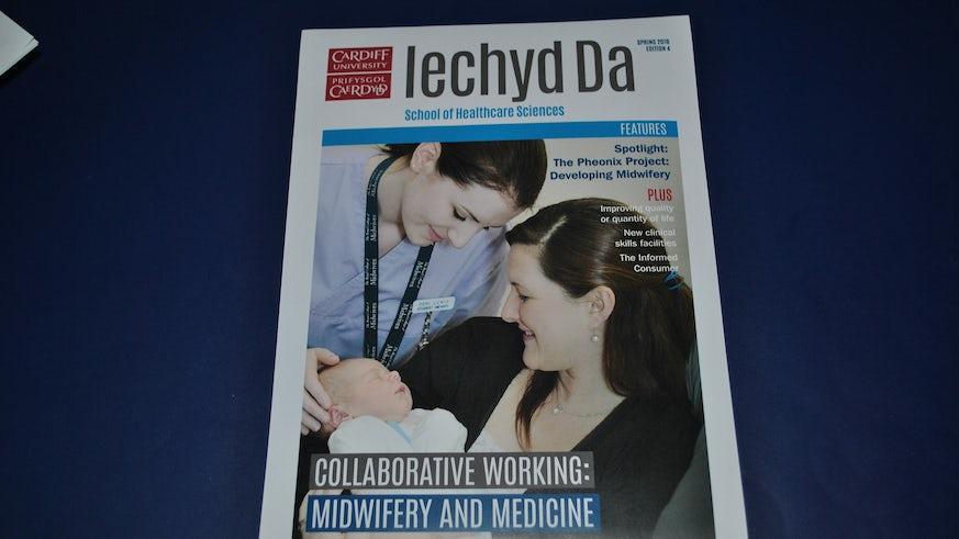 Iechyd Da Spring Edition - cover