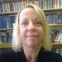 Dr Cynthia Carter BA (Carleton) MA (Carleton) MLitt (Strathclyde) PhD (Wales)