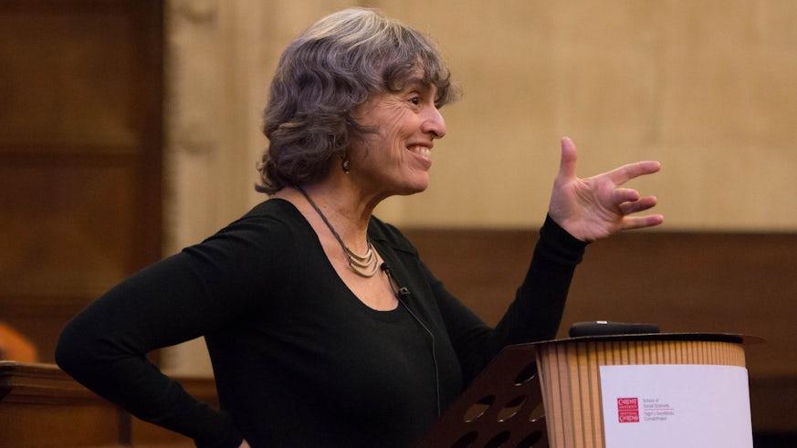 Professor Ruth Milkman