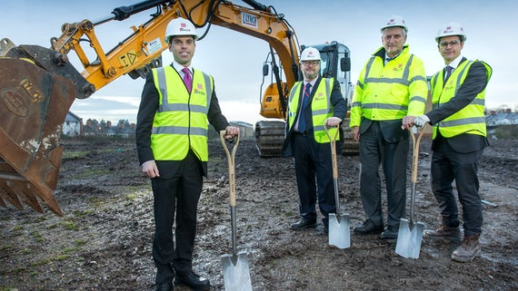 Breaking new ground at the Home of Innovation