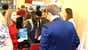 View image of Students at Careers Science Fair